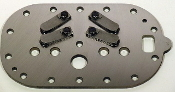 4RA 6RB Valve Plate Assembly for Copeland Compressors