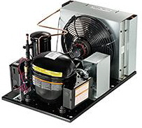 Copeland M4FF-0075-CAA Air Cooled Condensing Unit