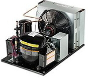 M4FH-0025-IAA-272 Copeland Commercial temperature air cooled refrigeration condensing unit