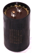 Start Capacitor 270-324 mfd 120 volt refrigeration air conditioning