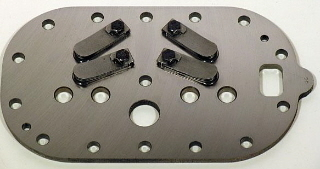 4RA 6RB Valve Plate 998-0661-52 Copeland Copelametic Compressor refrigeration air conditioning