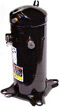 ZR61K3E-TFD-930 Copeland scroll refrigeration compressor